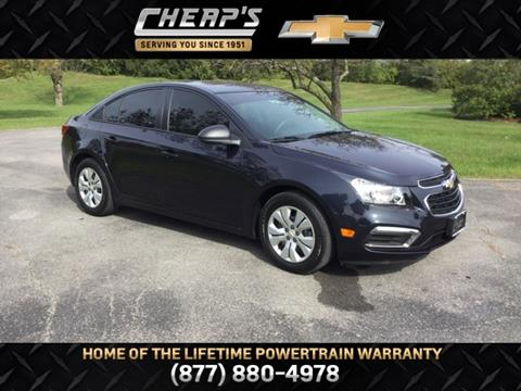 2016 Chevrolet Cruze Limited for sale in Flemingsburg, KY