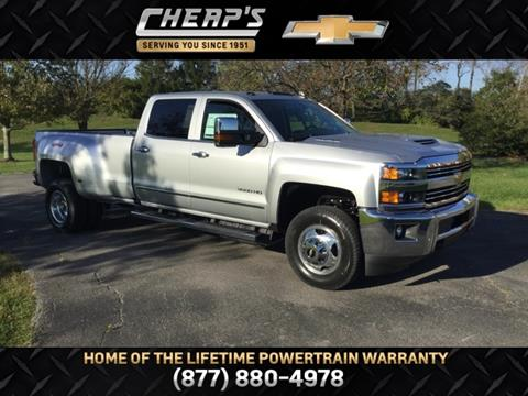 2018 Chevrolet Silverado 3500HD for sale in Flemingsburg, KY
