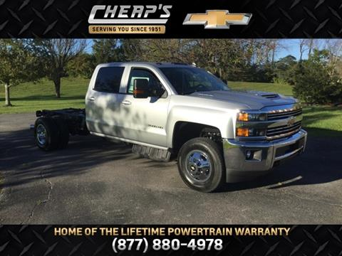 2018 Chevrolet Silverado 3500HD CC for sale in Flemingsburg, KY