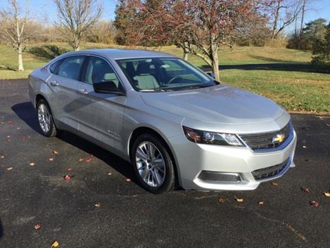 2017 Chevrolet Impala for sale in Flemingsburg, KY