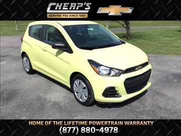 2017 Chevrolet Spark for sale in Flemingsburg, KY