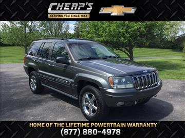 2002 Jeep Grand Cherokee for sale in Flemingsburg, KY