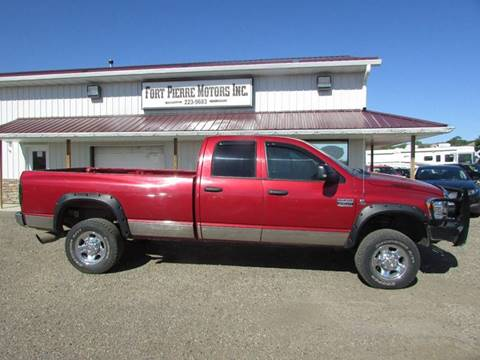 2007 Dodge Ram Pickup 2500 for sale in Fort Pierre, SD