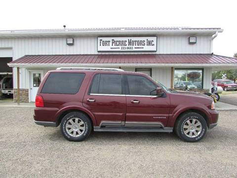 2003 Lincoln Navigator for sale in Fort Pierre, SD