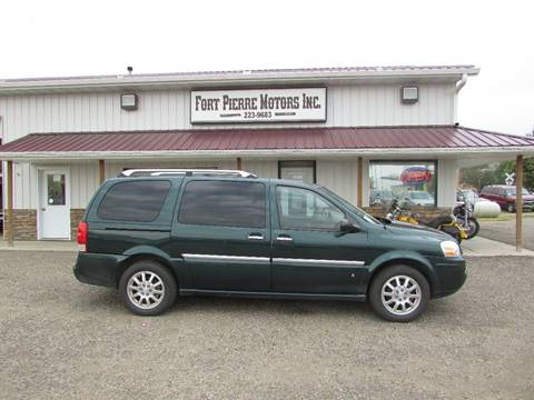 2006 Buick Terraza for sale in Fort Pierre, SD