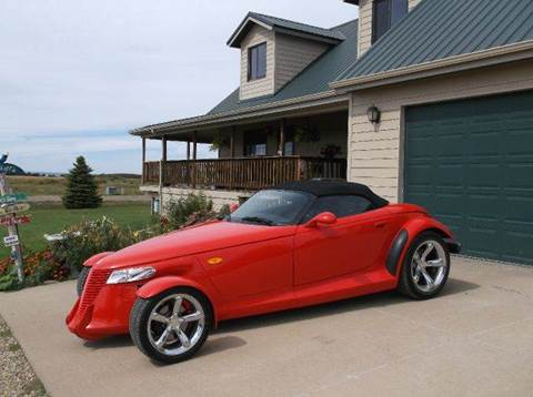 1999 Plymouth Prowler for sale in Fort Pierre, SD