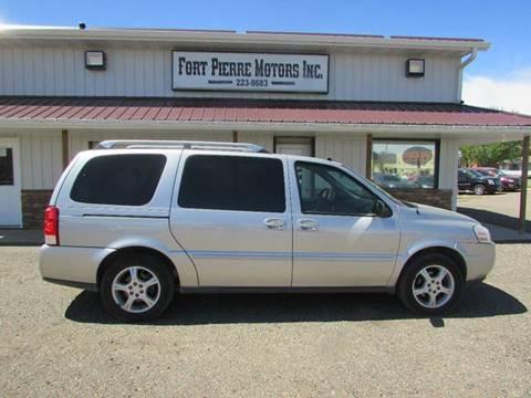 Chevrolet uplander for sale in south dakota for Wheel city motors rapid city south dakota