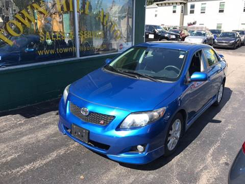2009 Toyota Corolla for sale in New London, CT