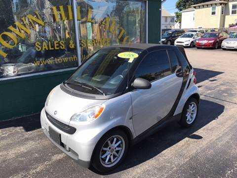 2008 Smart fortwo for sale in New London, CT