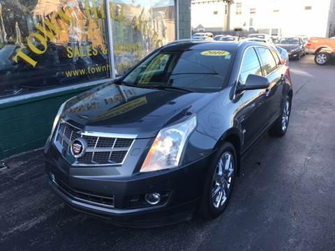 2010 Cadillac SRX for sale in New London, CT
