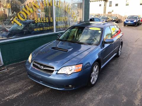 2007 Subaru Legacy for sale in New London, CT