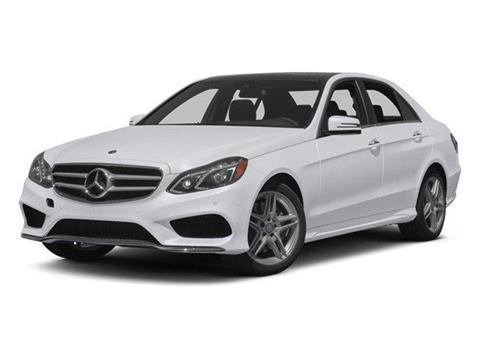 2014 mercedes benz e class for sale in connecticut for Mercedes benz new london ct