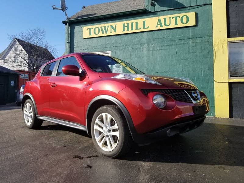 2011 Nissan Juke Sl In New London Ct Town Hill Auto