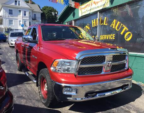 Town Hill Auto – Car Dealer in New London, CT
