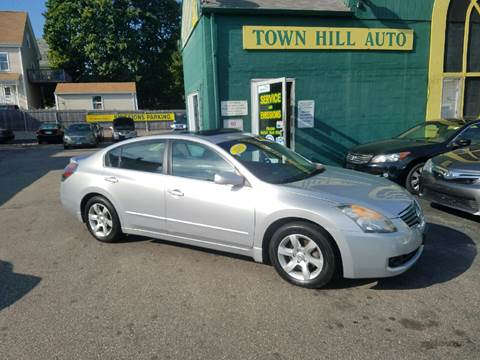 2007 Nissan Altima for sale in New London, CT