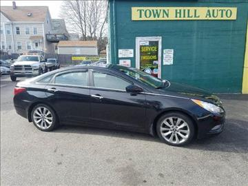 2013 Hyundai Sonata for sale in New London, CT