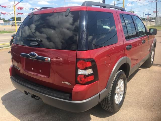 2006 Ford Explorer XLT 4dr SUV w/V6 - Victoria TX