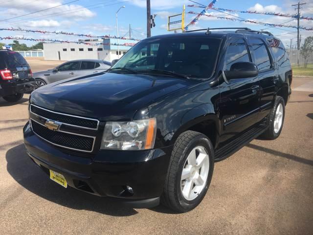 2008 Chevrolet Tahoe 4x2 LT 4dr SUV - Victoria TX