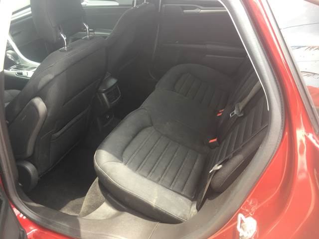 2014 Ford Fusion SE 4dr Sedan - Victoria TX
