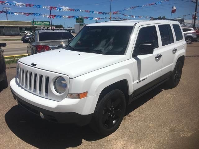 2015 Jeep Patriot Altitude Edition 4dr SUV - Victoria TX