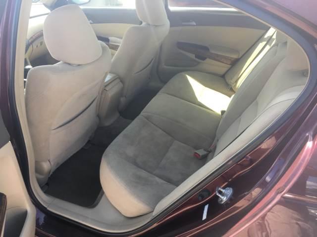 2008 Honda Accord EX 4dr Sedan 5A - Victoria TX