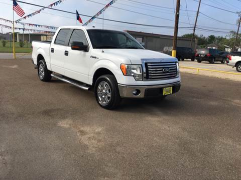 2011 Ford F-150 for sale in Victoria, TX