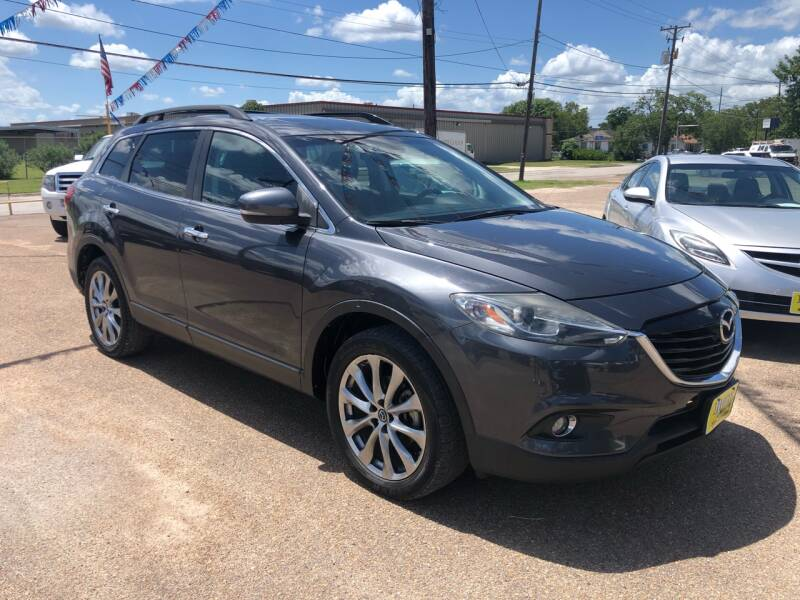 2015 Mazda CX-9 for sale at Rock Motors LLC in Victoria TX