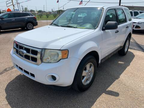 2009 Ford Escape for sale at Rock Motors LLC in Victoria TX