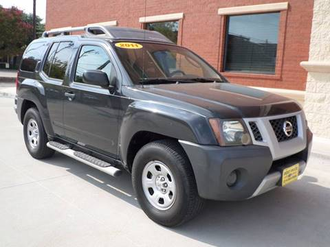 2011 Nissan Xterra for sale in Mckinney, TX