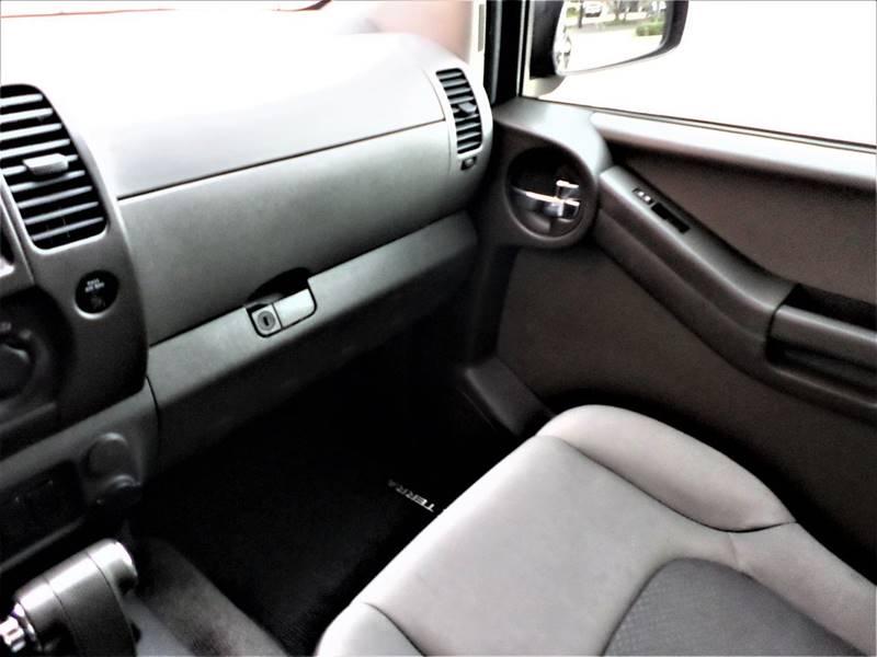 2012 Nissan Xterra 4x2 S 4dr SUV - Mckinney TX