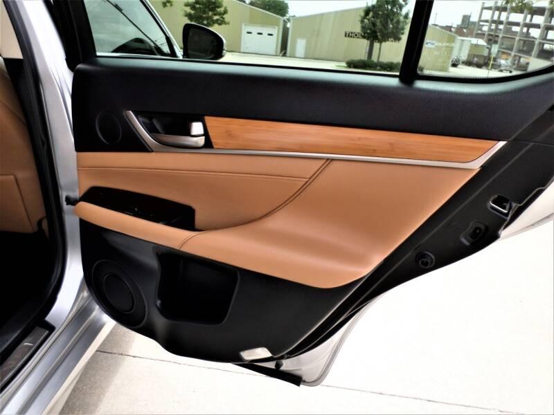 2013 Lexus GS 450h 4dr Sedan - Mckinney TX