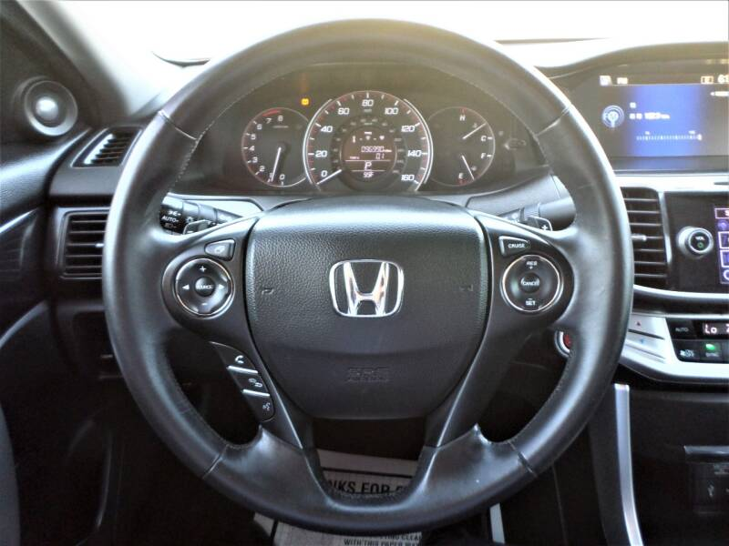 2013 Honda Accord EX-L 2dr Coupe - Mckinney TX