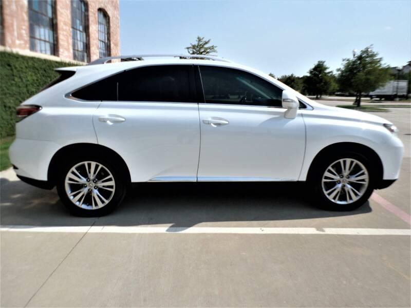 2013 Lexus RX 350 4dr SUV - Mckinney TX
