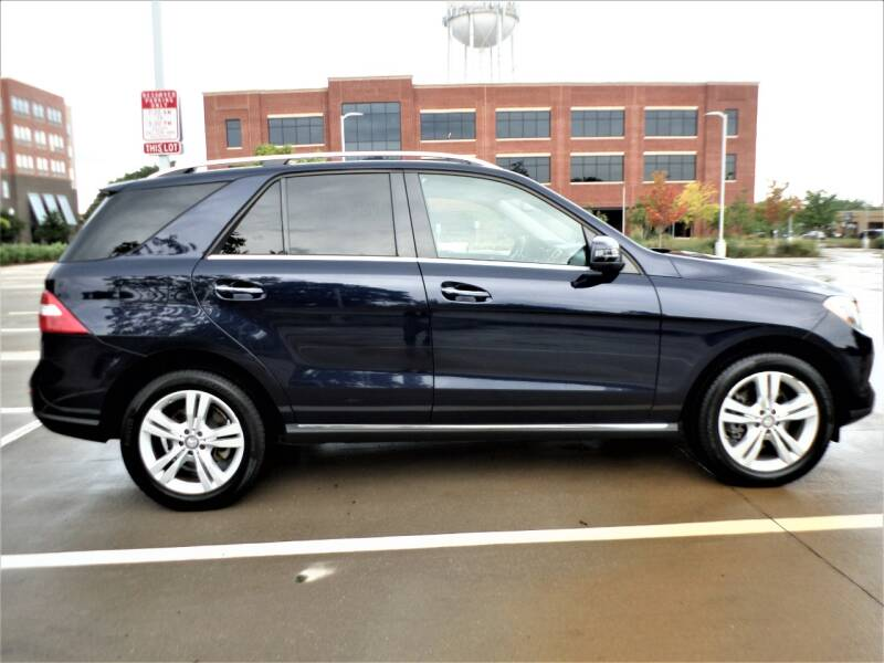 2014 Mercedes-Benz M-Class AWD ML 350 BlueTEC 4MATIC 4dr SUV - Mckinney TX