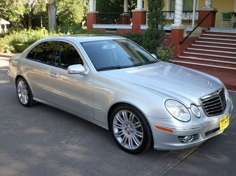 2008 Mercedes-Benz E-Class for sale at Best Price Auto Group in Mckinney TX