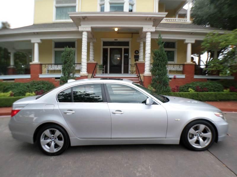 2007 BMW 5 Series 525i 4dr Sedan - Mckinney TX