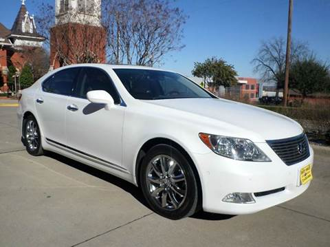 2008 Lexus LS 460 for sale at Best Price Auto Group in Mckinney TX