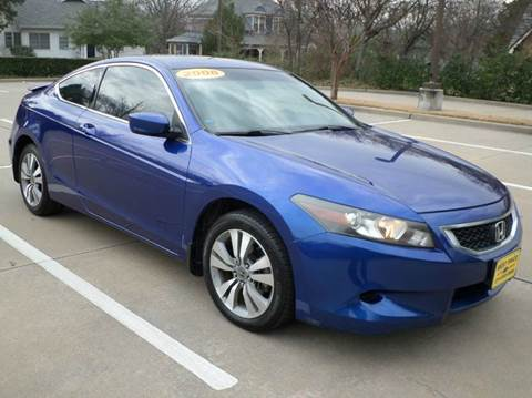 2008 Honda Accord for sale at Best Price Auto Group in Mckinney TX
