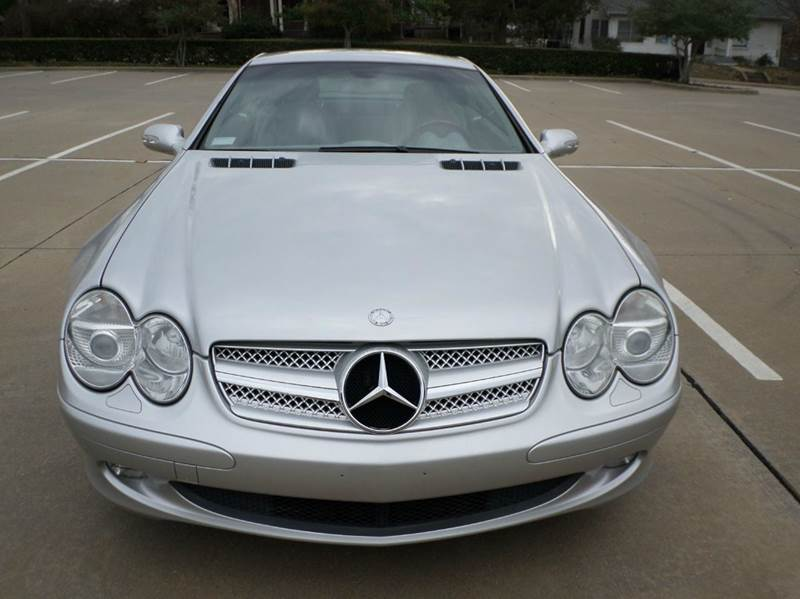 2003 Mercedes-Benz SL-Class SL 500 2dr Convertible - Mckinney TX