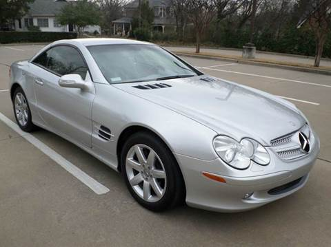 2003 Mercedes-Benz SL-Class for sale at Best Price Auto Group in Mckinney TX