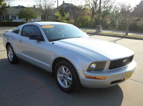 2007 Ford Mustang for sale at Best Price Auto Group in Mckinney TX
