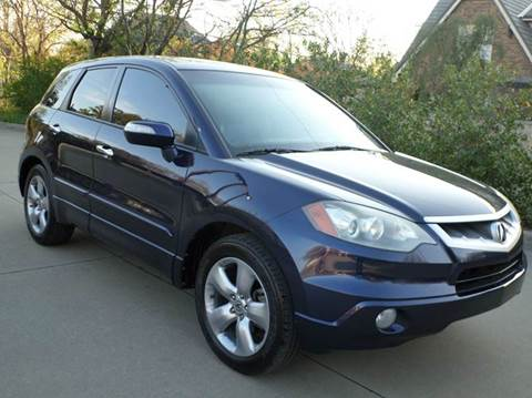 2007 Acura RDX for sale at Best Price Auto Group in Mckinney TX