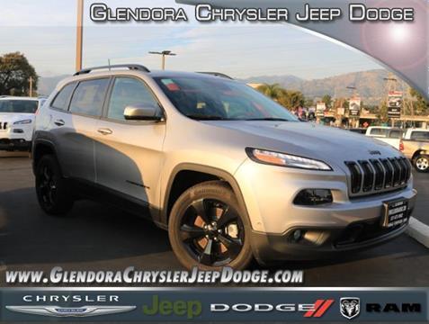 2018 Jeep Cherokee for sale in Glendora, CA