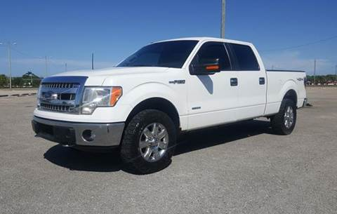 2013 Ford F-150 for sale at Truck Depot in Miami FL