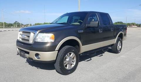 2008 Ford F-150 for sale at Truck Depot in Miami FL