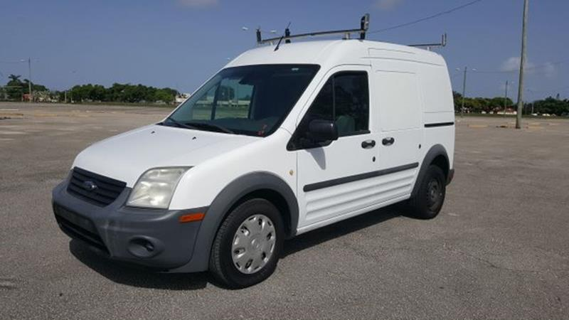 2013 Ford Transit Connect Cargo Van Xl In Miami Fl Truck Depot