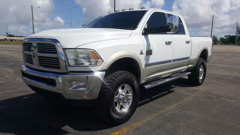 2010 Dodge Ram Pickup 2500 for sale at Truck Depot in Miami FL