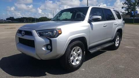 2014 4Runner For Sale >> 2014 Toyota 4runner For Sale In Miami Fl