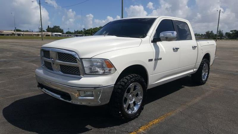 2009 Dodge Ram Pickup 1500 for sale at Truck Depot in Miami FL