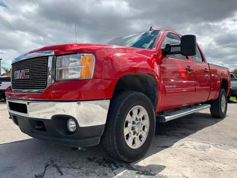 2011 GMC Sierra 2500HD for sale in Miami, FL